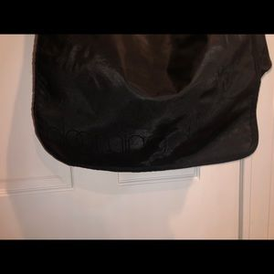 Black Bloomingdales bag